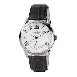 Christina Watches herreur med 12 diamanter,  510SSBL